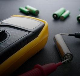 电池生产行业