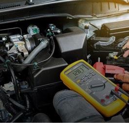 电池检测机构
